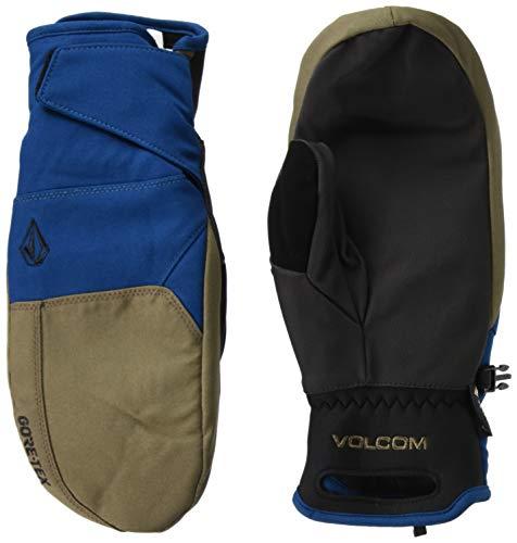Volcom – Handschuhe Ski/Snow Stay Dry Gore-tex Blue Herren – Größe S – Blau