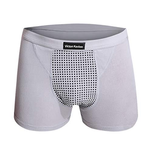 Hohe Qualität Unterwäsche Boxer Marke Männer U Konvexen Höschen Sexy Nahtlose Stamm Atmungsaktiv...