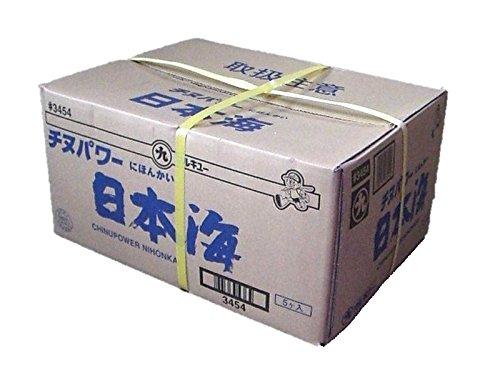 マルキュー チヌパワー日本海 4.5kg×5袋入り [ケース販売]