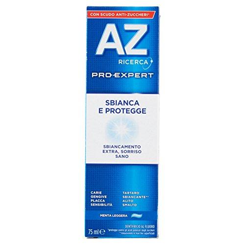 AZ Pro-Expert Sbianca e Protegge Dentifricio da 75 ml - [pacco da 12]