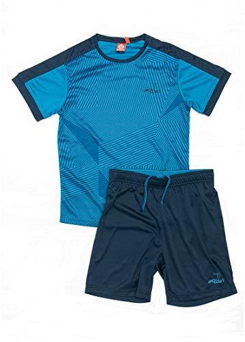 ALPHADVENTURE Go&Win Conjunto Deportivo Deavos Jr Niño Azul 10 años