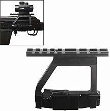 Kingwolfox Scope Side Mount Tactical Heavy Duty Base for 20mm Weaver Scope