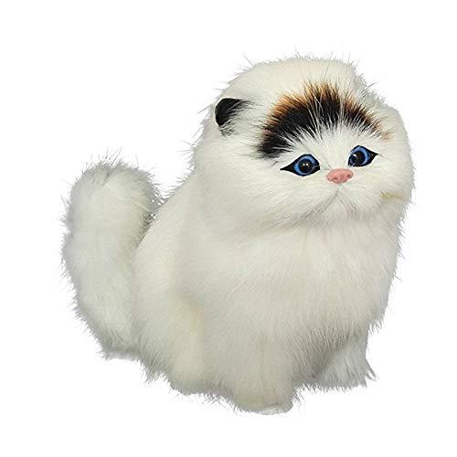 unknow Simulation Katze Plüsch Tiere Spielzeug Kinder Geburtstag Geschenke...