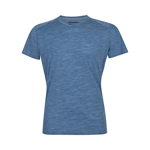 Mammut Alvra T-Shirt Homme Horizon Mélange FR: S (Taille Fabricant: S)