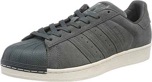 adidas Men's Superstar Competition Running Shoes Green Size: 6