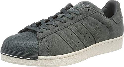 adidas Herren Superstar Sneaker, Verde (Vernoc/Vernoc/Vernoc), 40 EU