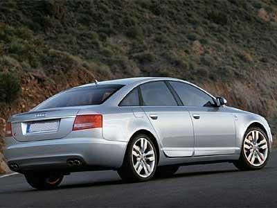 Audi A6 S6 C6 S Line Seitenleisten RS6 für alle Türen Spoiler die Dicken