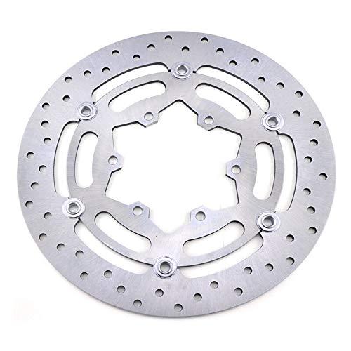ZMMWDE 2PC Motorrad Vorderradbremsscheibenrotor,Für Suzuki GSX-R600 GSXR600 GSX-R750 GSXR750 08-16 GSX-R1000...
