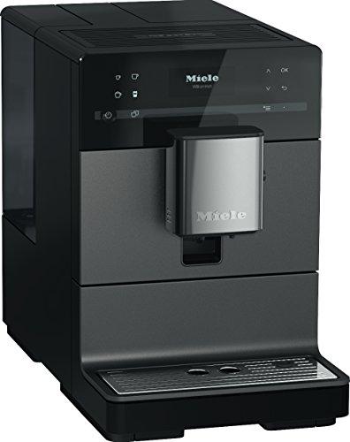 Miele CM 5500 GR Machine à Café, 220 W, Gris/Anthracite