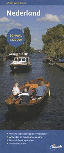 Preisvergleich Produktbild Waterkaart Nederland