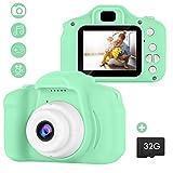 Best Digital Camera For Kids Age 10s - Wallfire Kids Camera Toys Gifts 13 Mega Pixel Review