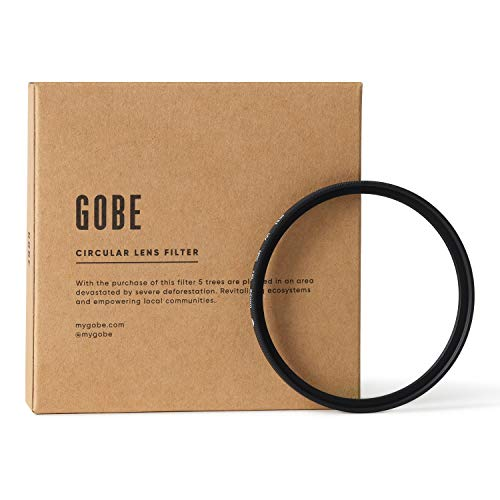 Gobe 62 mm UV Filter (1Peak)