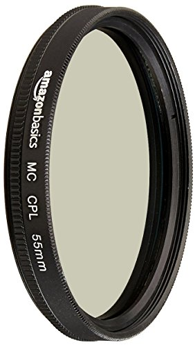 Amazon Basics Zirkularer Polarisationsfilter - 55mm