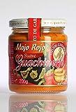 Mojo Rojo Suave - Kanarische Soße mit roter Paprika mild, 200g