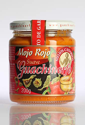 Mojo Rojo Suave - Würzpaste mit roter Paprika mild, 200g