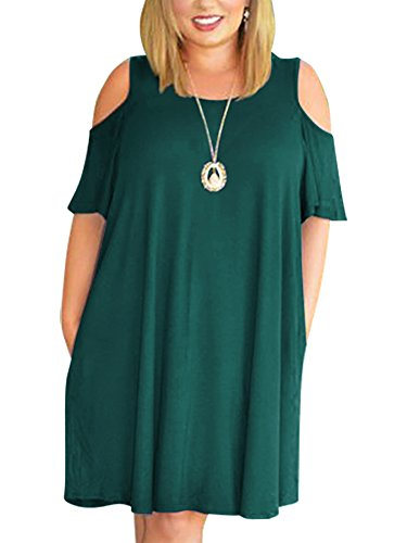 Plus Size T-shirt dress for Disneyland