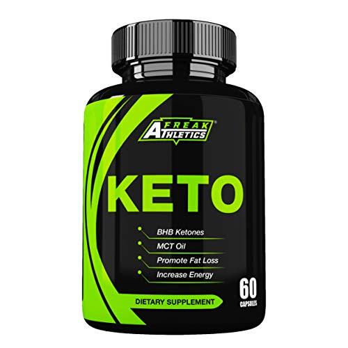 Keto Diet Pills - Keto Diet Formula with MCT Oil - Suitable for Men & Women UK Made