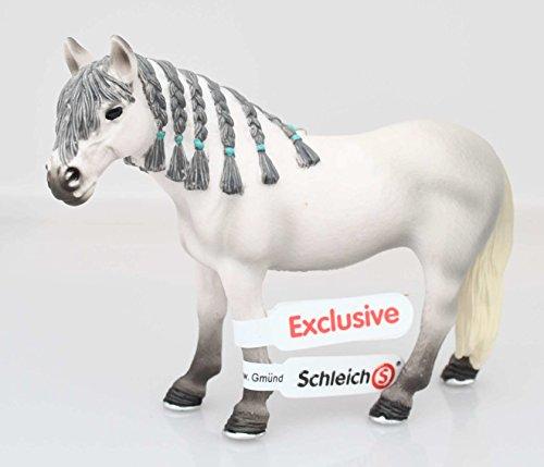 Schleich: Pferd / Stute - Grau - Exklusiv