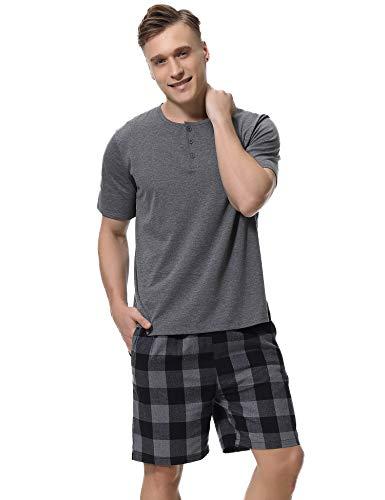 Pijama Hombre Corto Marca iClosam