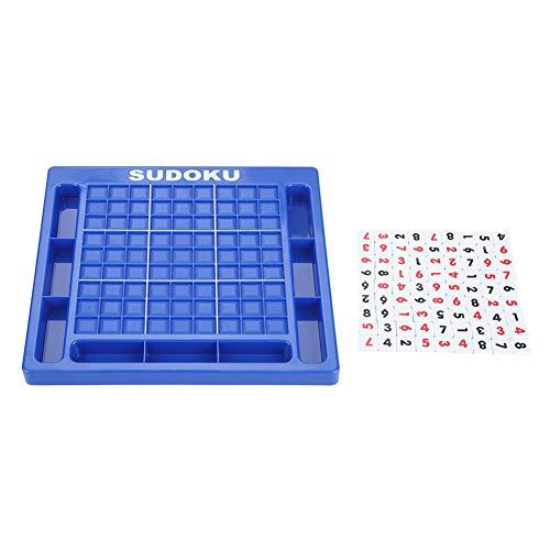 Sudoku-nummerspel, tafelspel Meerdere spelregels Logisch trainingsspel Leunend puzzelspeelgoed voor alle mensen ouder dan 2 jaar, van kinderen, volwassenen tot ouderen.