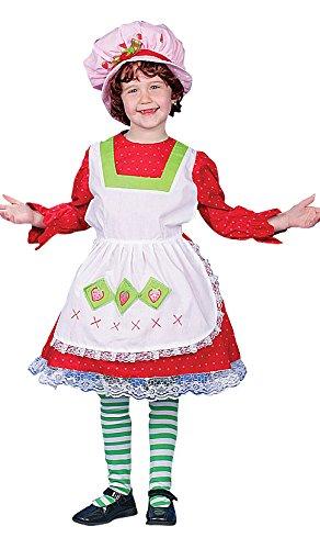 Dress Up America Adorable Conjunto de Trajes de niña de país