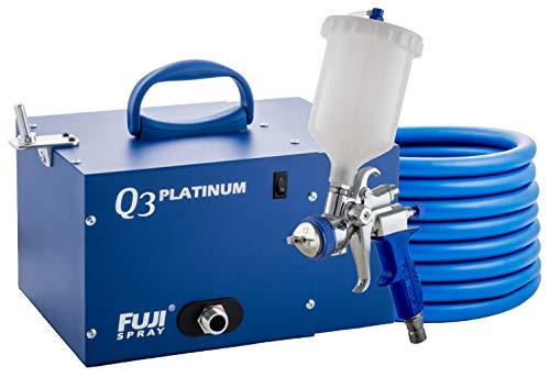Fuji 2893-T75G Q3 PLATINUM - T75G Quiet HVLP Spray System