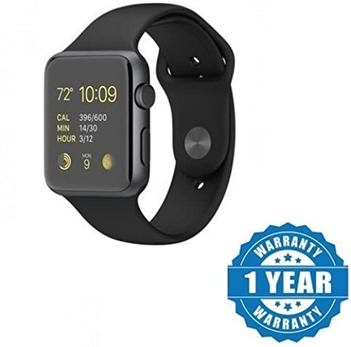 BUYPLUS A1 Smart Watch Phone Camera SIM Card Pedometer Men Women Sport Smartwatch Compatible With Apple Black