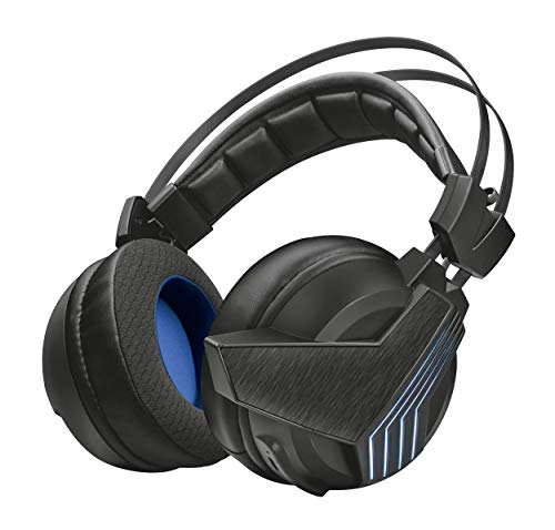 Trust GXT 393 Magna Wireless Gaming koptelefoon met 7.1 surround (voor PS4, PC en laptop)