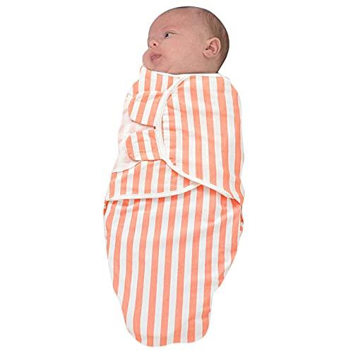 Sheey Saco de Dormir de Algodón Térmico Ajustable para Bebé 0-6 Meses para Infantil Unisexo Pequeños Recién Nacido Otoño Invierno Fiesta Inicio Navidad