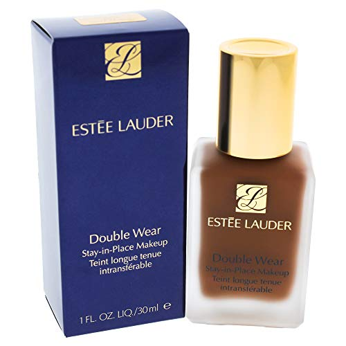 Estee Lauder Double Wear Stay-in-place Makeup Spf 10 – 7n1 Deep Amber By Estee Lauder – 1 Oz Foundation,…