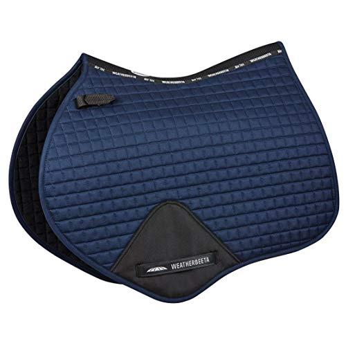 Weatherbeeta - Sudadero para disciplina de salto (Full) (Azul marino)