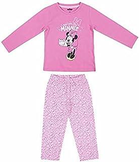 Cerdá Minnie pyjama voor kinderen, officieel gelicentieerd product, Violeta, 5 Jaar