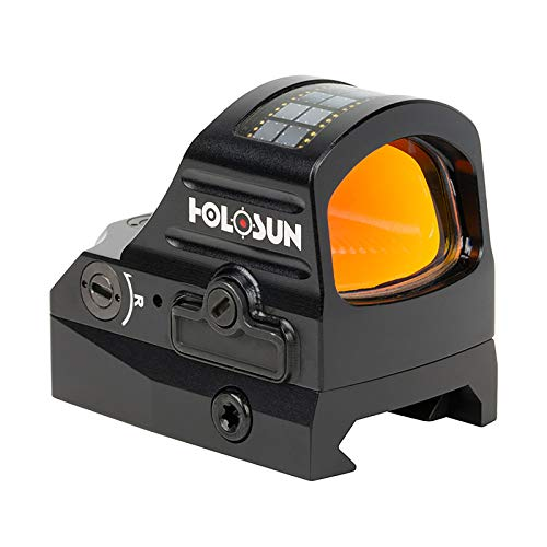 Best Price! Holosun HS507C V2, Multi Reticle, Red Dot Pistol Optic