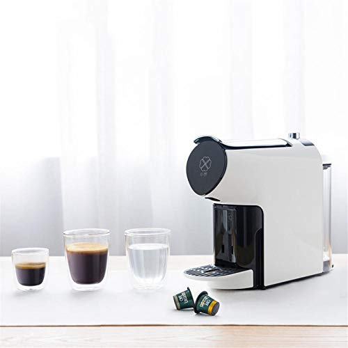 Coffee Maker Portable Coffee Maker Automatic espresso machine Espresso Maker One Touch to Brew Big capability Quick Brewing Rapid heating Keep Warm Reusable Filter 1.25l for Home, Office, RV