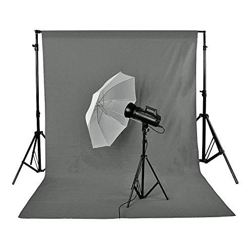 Neewer® - Estudio fotográfico 100% muselina pura de fondo para fondo plegable...