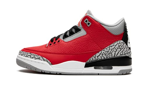 Nike Air Jordan 3 Retro III SE Unite Fire Red CK5692-600 US Men Size 8