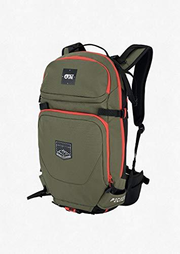 Picture Decom Backpack Grün-Schwarz, Snowboard-Rucksack, Größe 24l - Farbe Dark Army Green
