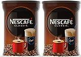 Nescafe Classic Frappe 2x 200 g , Instantkaffee, Eiskaffee, griechischer Kaffee, Frappé Greece (400 g)