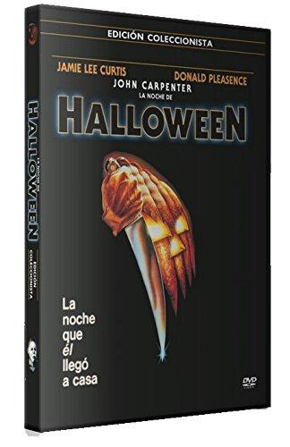 La Noche de Halloween Edición Coleccionista 2 DVD 1978 Halloween