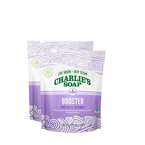 Charlie's Soap - Laundry Booster and Hard Water Treatment (2-Pack)