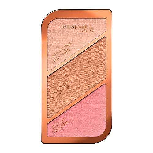Rimmel London Kate Sculpting Palette Paleta de...