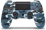 Exquisitos controladores inalámbricos para PS4 Playstation 4 Dual Shock de seis ejes, mando a distancia inalámbrico para videojuegos (color: G)