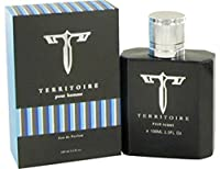 Territoire by YZY Perfume Eau De Parfum Spray 3.4 oz / 100 ml (Men)