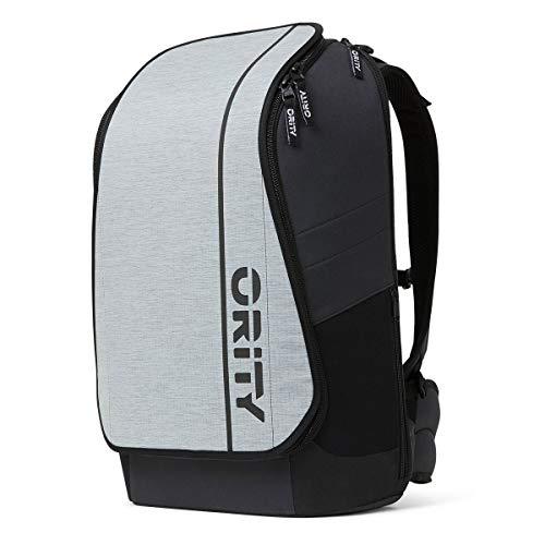 ORITY ONE: Hochwertiger Laptop Rucksack 17,3 Zoll für Business, Gaming & Esport | Designed in Germany | Gaming Rucksack | Recycelt | Handgepäckgröße | Wasserabweisend | 35 Liter