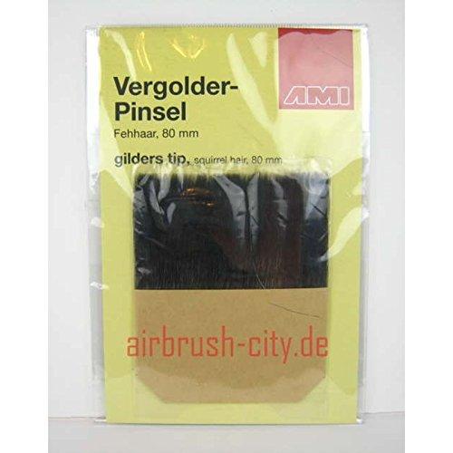 Vergolder-Pinsel 8cm