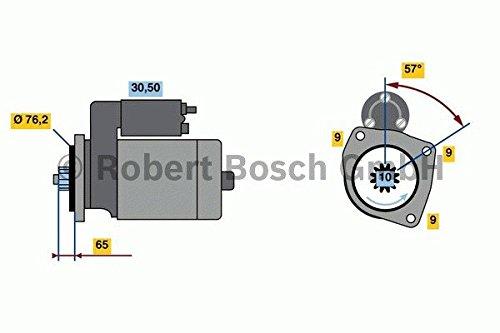 Bosch0 986 021 870 Starter