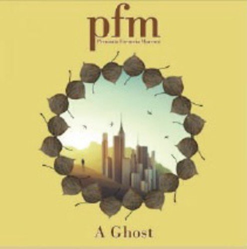 A Ghost (Lp+Cd)