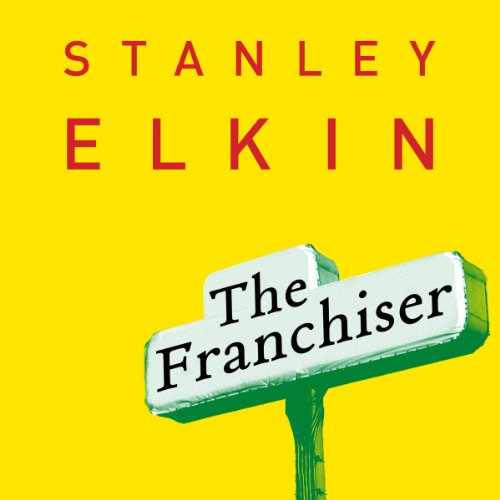 The Franchiser audiobook cover art