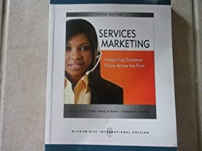 Services Marketing Integrating Customer Focus Across the Firm 5th International Edition 2009