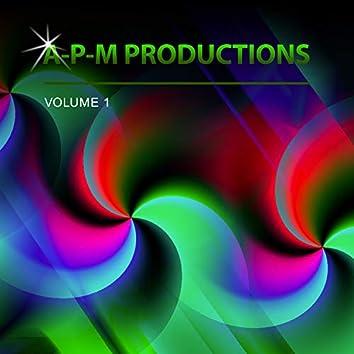 A-P-M Productions, Vol. 1